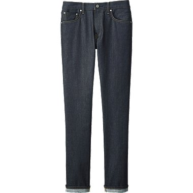 MEN Selvedge Slim Fit Jeans