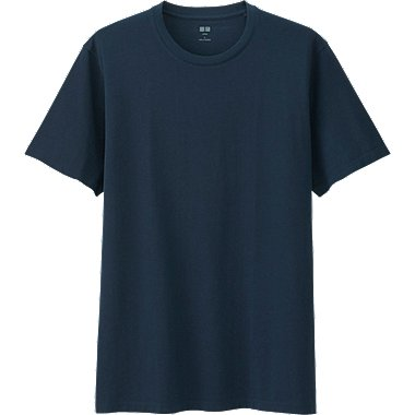 MEN Supima Cotton Crew Neck Short Sleeve T-Shirt