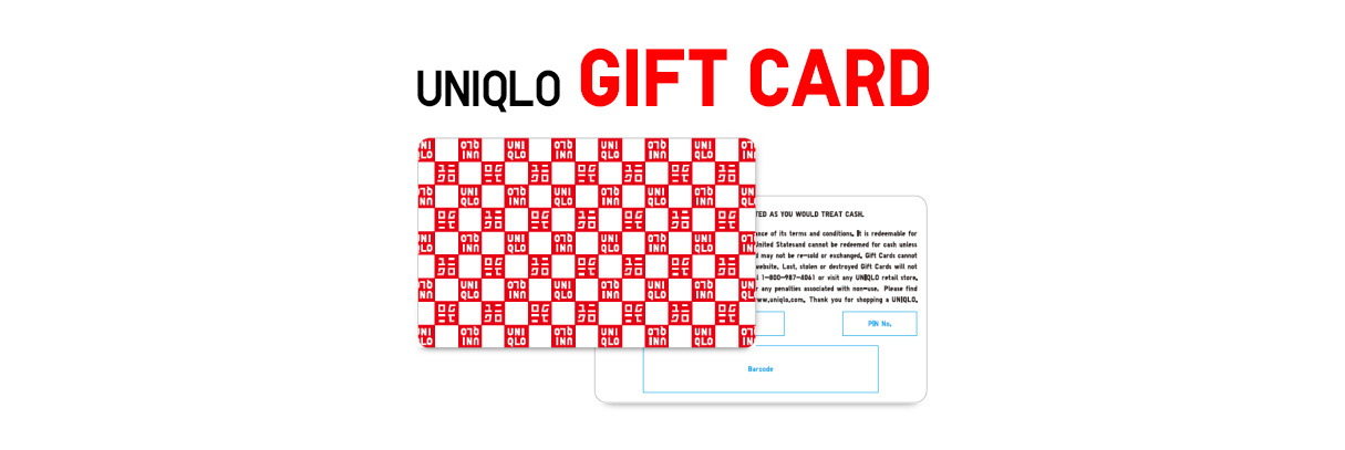 UNIQLO Gift Cards