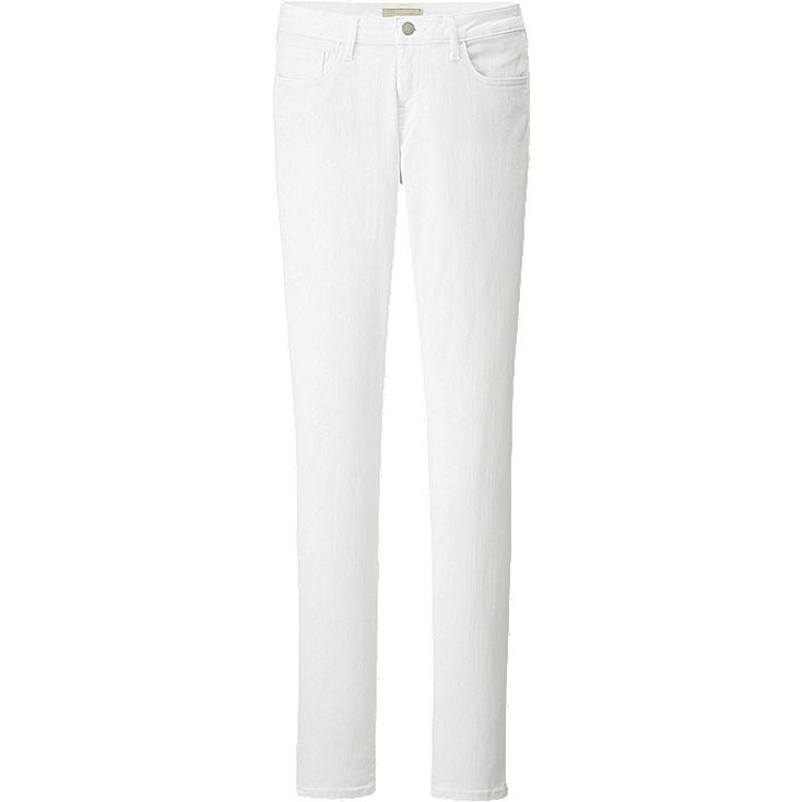 W's ultra jeans, WHITE, large