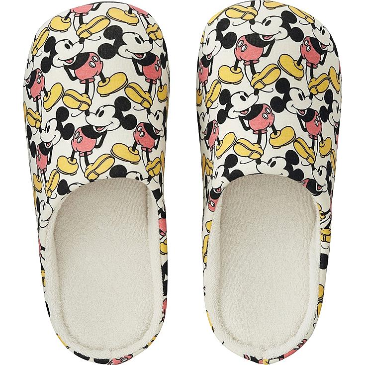 Disney Project Slippers, WHITE, large