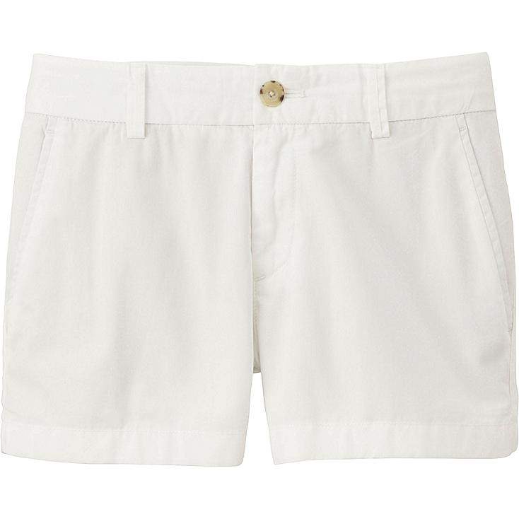 Women Chino Micro Shorts | UNIQLO US