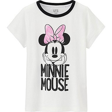 Girls Disney Project Graphic Tee, WHITE, medium