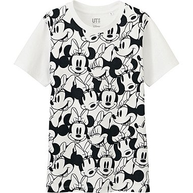 Women Disney Project Graphic T-Shirt, WHITE, medium