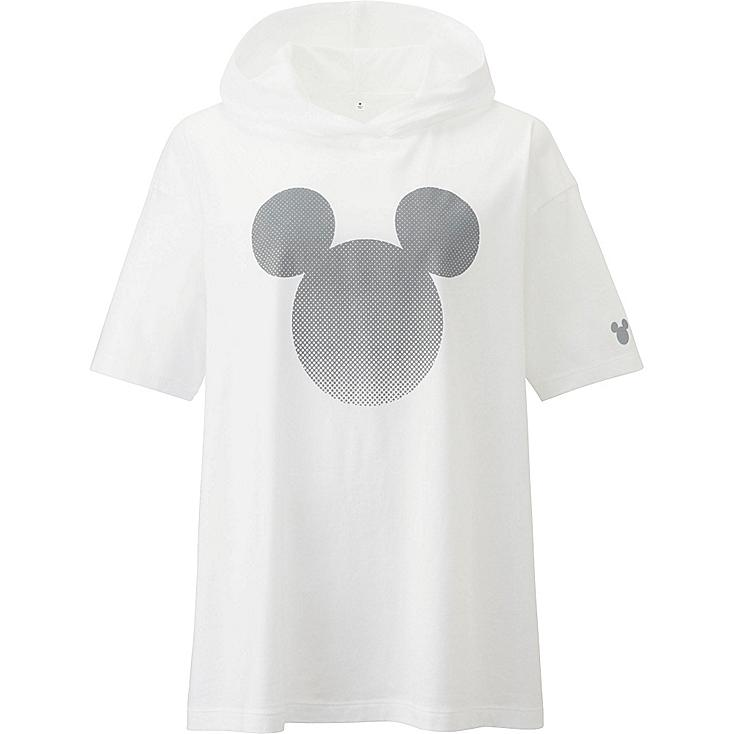 Women Disney Project Pullover Hoodie, WHITE, large