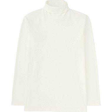 T-Shirt Extra Doux Col Roulé HOMME
