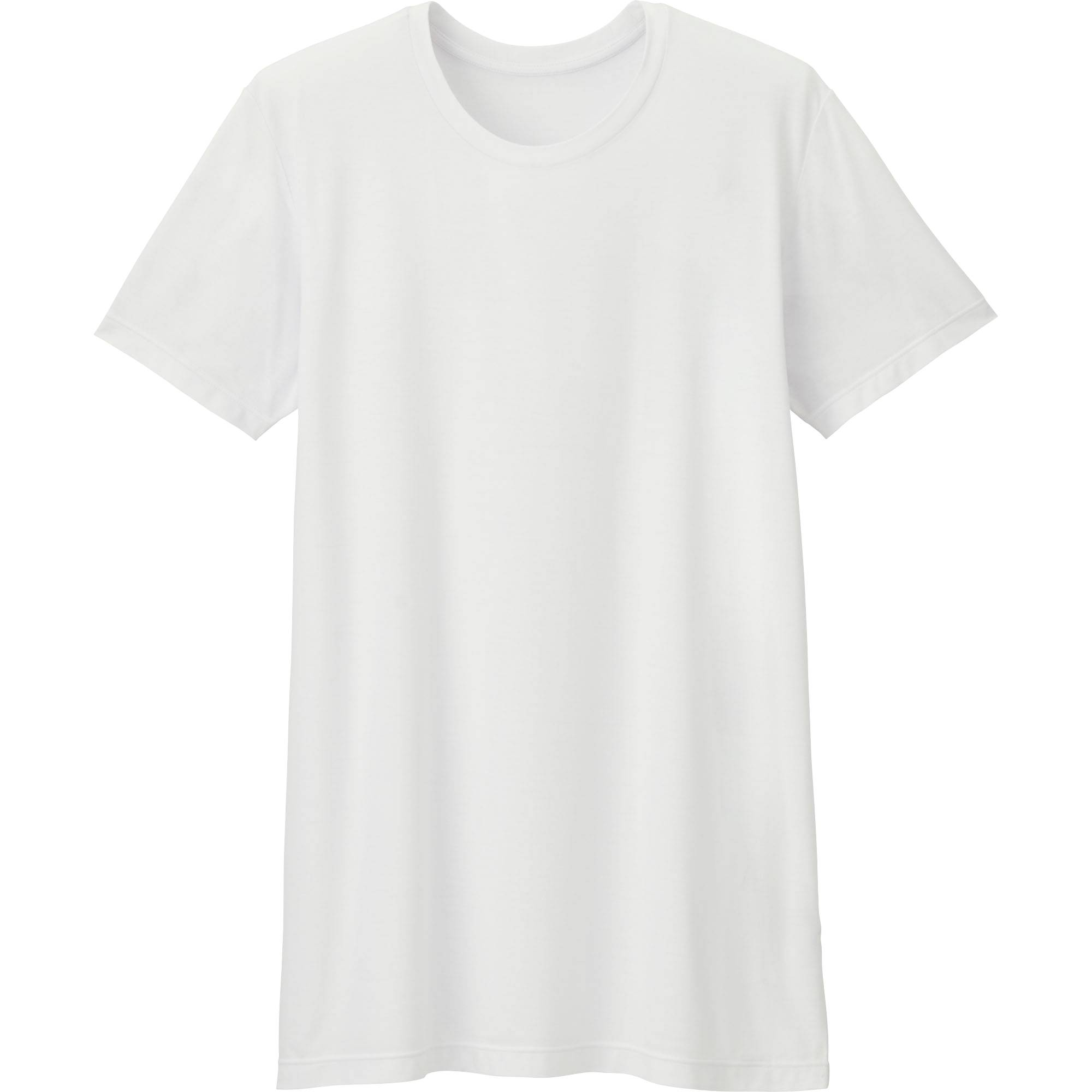 MEN HEATTECH CREWNECK T-SHIRT (SHORT SLEEVE) | UNIQLO US