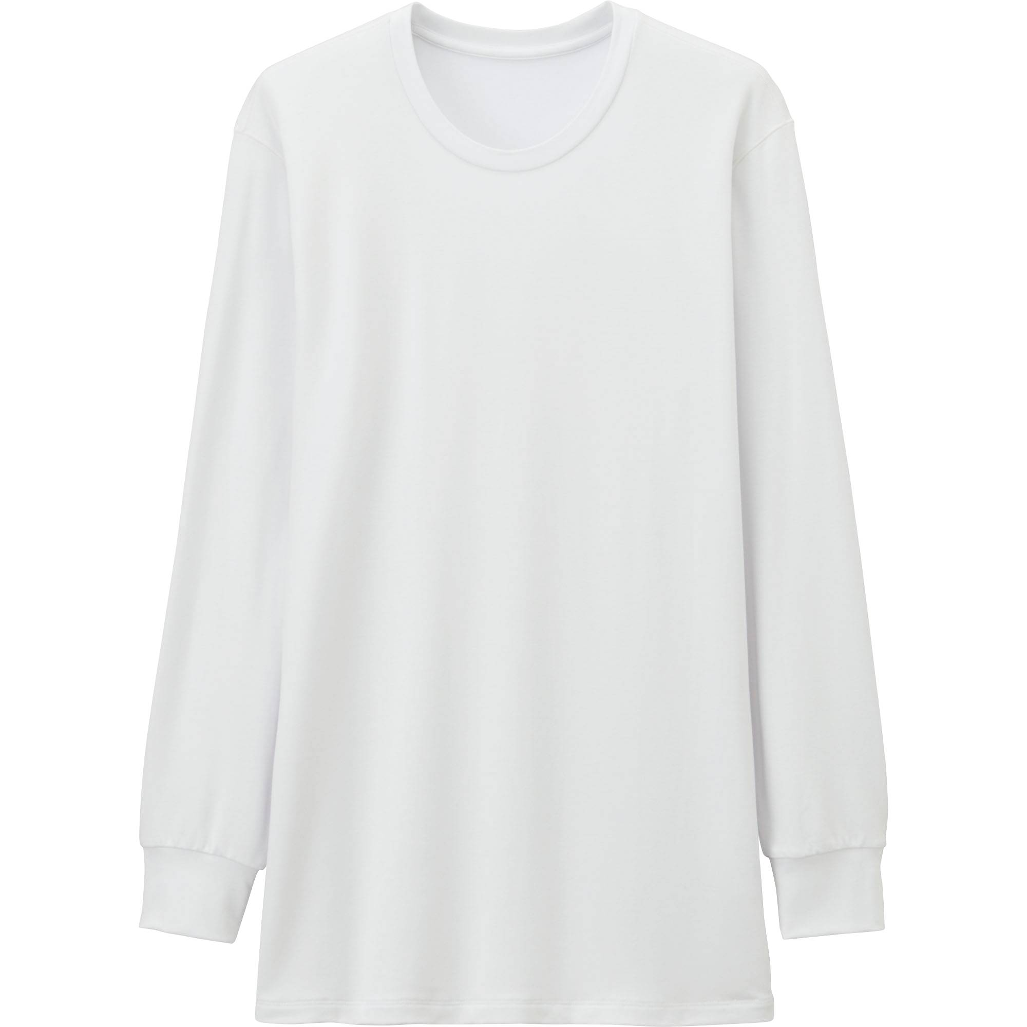 Men HEATTECH Long Sleeve Extra Warm T-Shirt | UNIQLO US