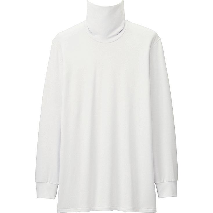 HEATTECH T-Shirt Extra Warm Col Roulé HOMME