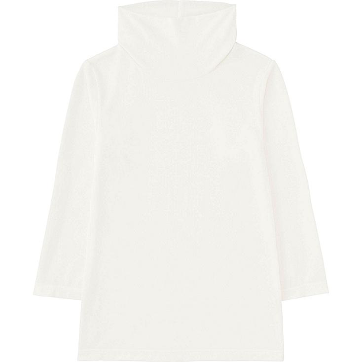 HEATTECH T-Shirt Col Roulé BÉBÉ