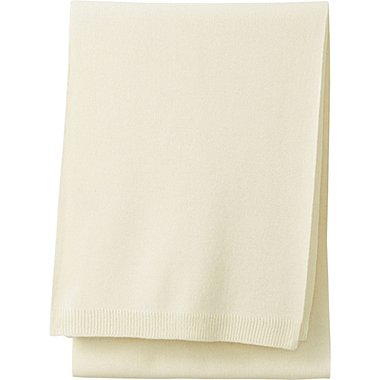 HEATTECH SCARF, WHITE, medium