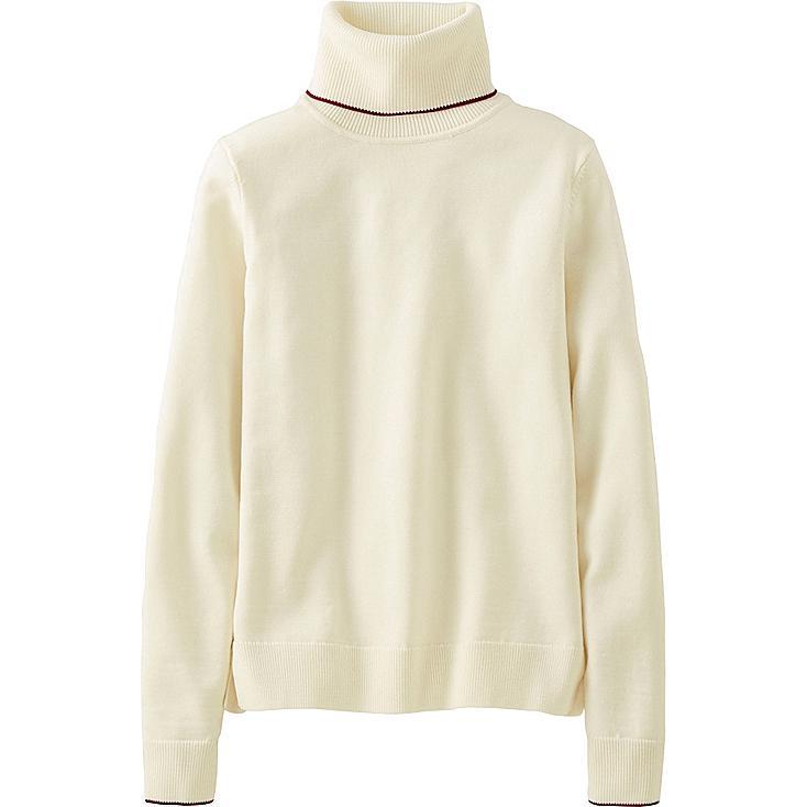 WOMEN Ines Merino Turtle Neck Sweater