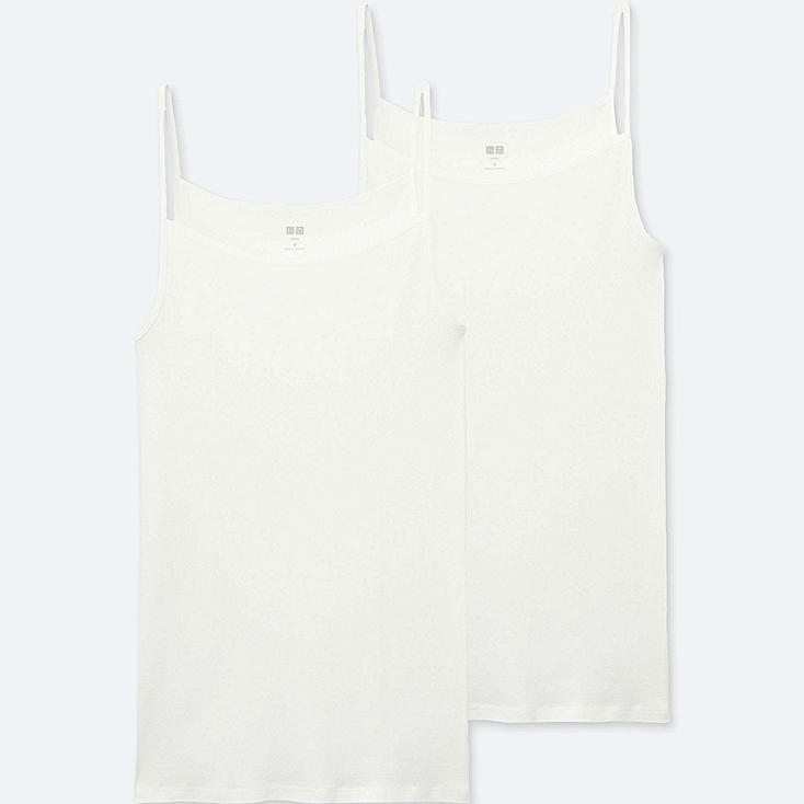 WOMEN Supima Cotton Camisole - 2 Pack