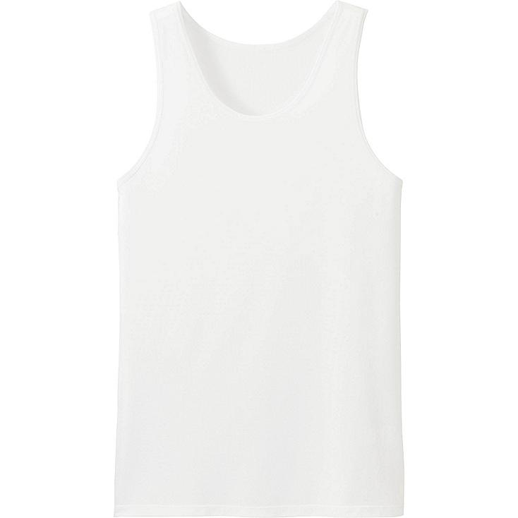 MEN AIRism Mesh Tank Top