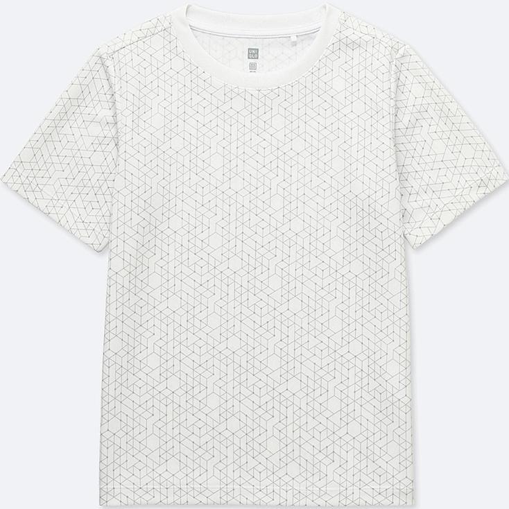 KIDS Dry EX Crew Neck T-Shirt