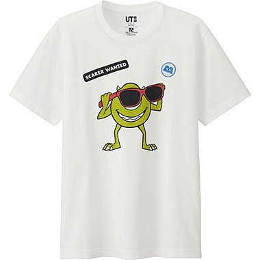 T-Shirt Manches Courtes Pixar Collection HOMME