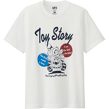 T-Shirt Manches Courtes Pixar Collection HOMME