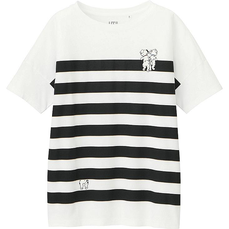 WOMEN DISNEY PROJECT Short Sleeve Graphic T-Shirt