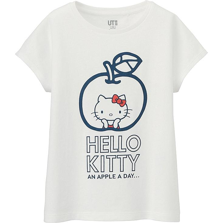 T-Shirt Manches Courtes SANRIO FILLE