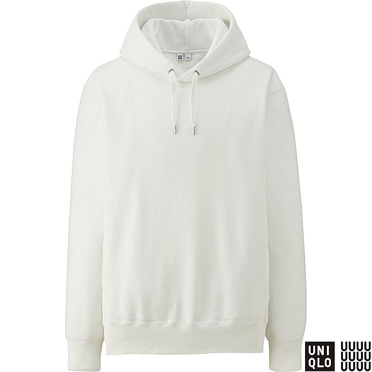 MEN U LONG-SLEEVE SWEAT PULLOVER HOODIE | UNIQLO US