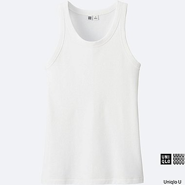 WOMEN Uniqlo U Tank Top