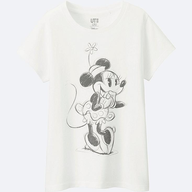 GIRLS Disney Collection Short Sleeve Graphic T-Shirt