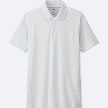 MEN Dry EX Short Sleeve Polo Shirt