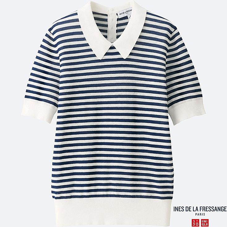 INES Polo Sweater FEMME