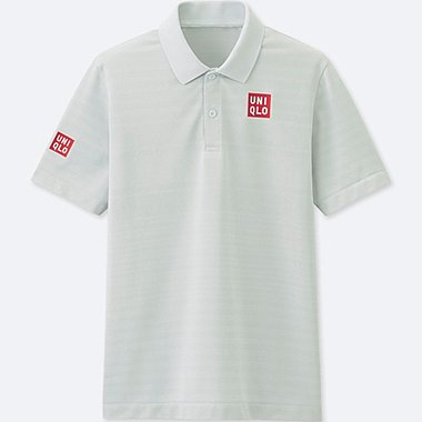 MEN NK DRY-EX SHORT-SLEEVE POLO SHIRT, WHITE, medium