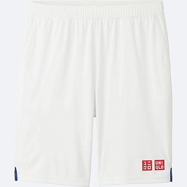 MEN NK DRY SHORTS 17AUS, WHITE, medium