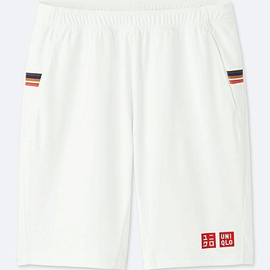 MEN NK DRY SHORTS, WHITE, medium