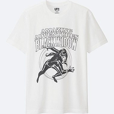 MEN MARVEL COLLECTION SHORT SLEEVE GRAPHIC T-SHIRT, WHITE, medium