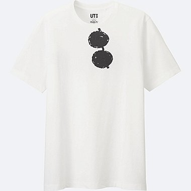 T-Shirt Snoopy Manches Courtes HOMME