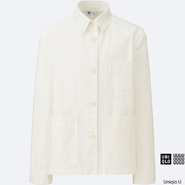 WOMEN Uniqlo U Work Jacket