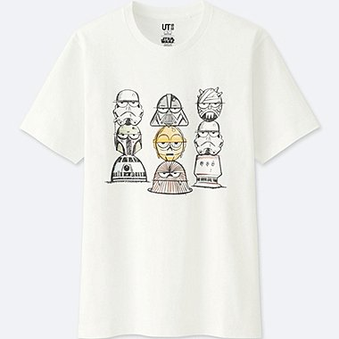 STAR WARS 40TH ANNIVERSARY Graphic T-Shirt (Kevin Lyons)