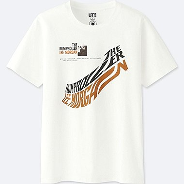 MEN JAZZ 100th Short Sleeve Graphic T-Shirt