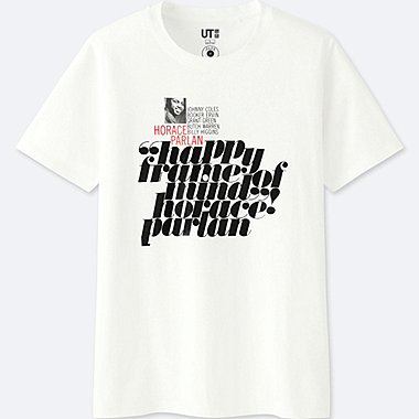 MEN JAZZ 100TH SHORT-SLEEVE GRAPHIC T-SHIRT, WHITE, medium