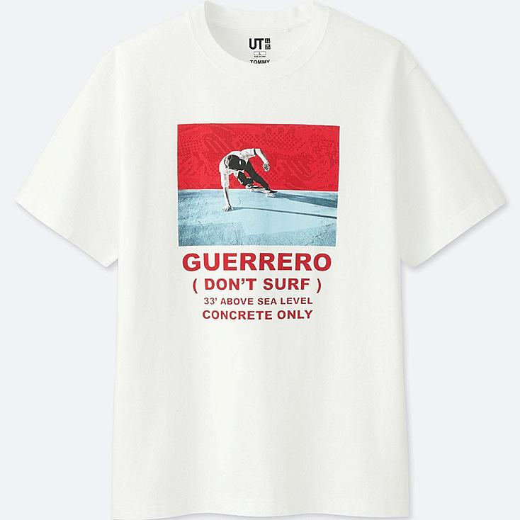 MEN Tommy Guerrero Collection Graphic T-Shirt