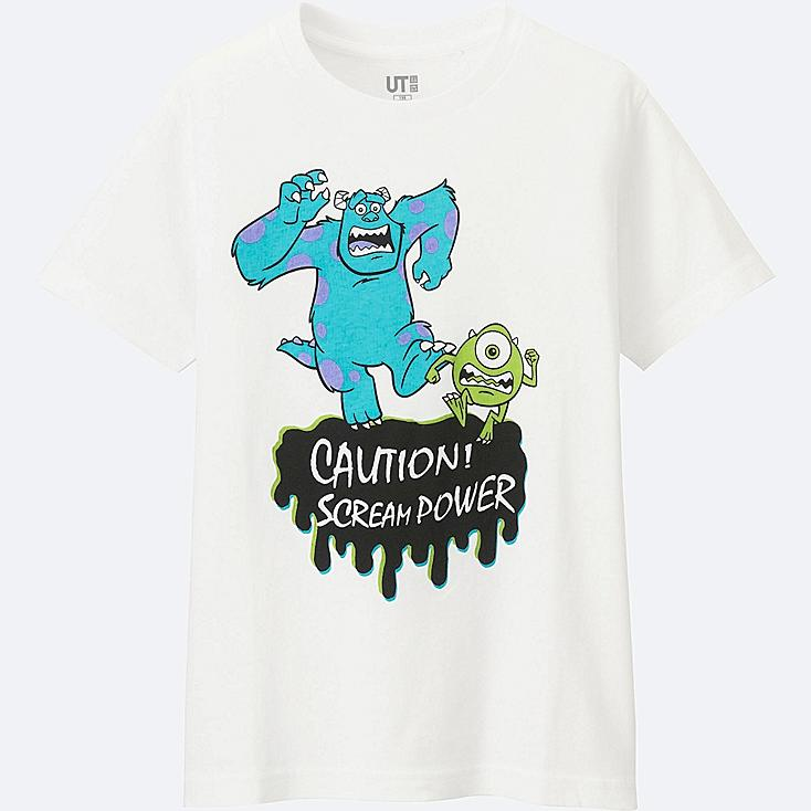 BOYS PIXAR Short Sleeve Graphic Tees