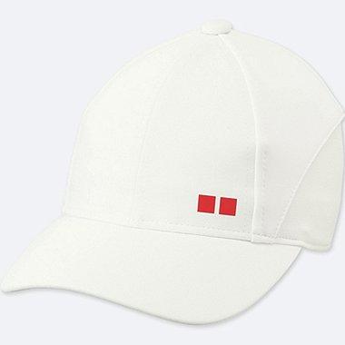 TENNIS CAP, WHITE, medium