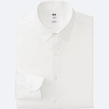 HERREN Easy Care Oxford Hemd Slim Fit