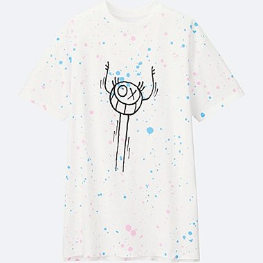 WOMEN Andre Saraiva Graphic Long T-Shirt