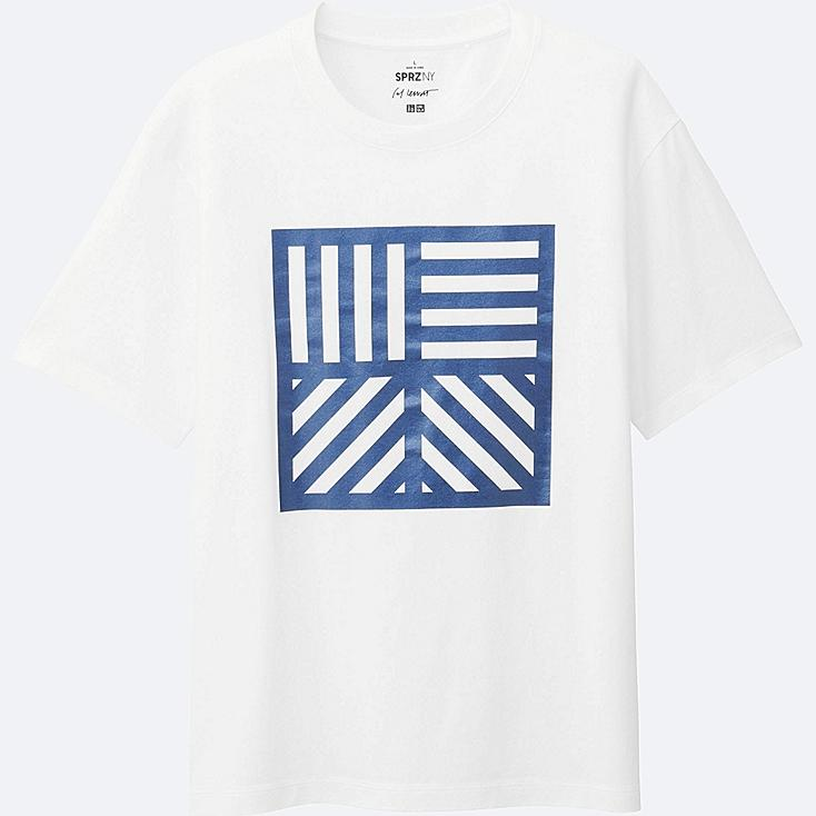T-Shirt SPRZ NY Manches Courtes (Sol LeWitt) HOMME