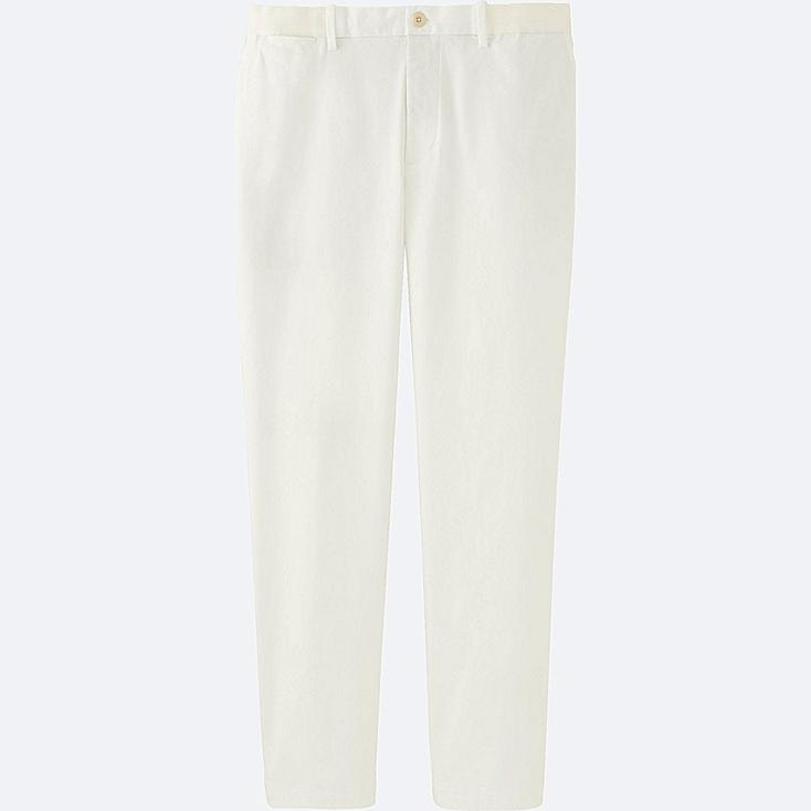 MEN Relaxed Ankle Length Trousers