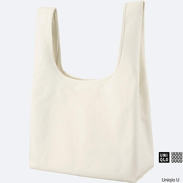 Uniqlo U Canvas Tote Bag
