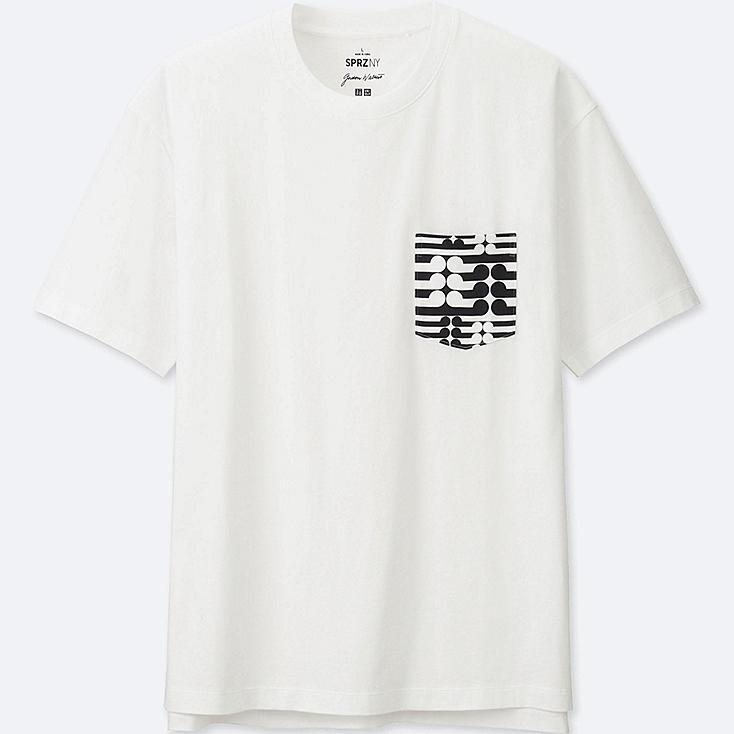 MEN SPRZ NY Graphic T-Shirt (Gordon Walters)