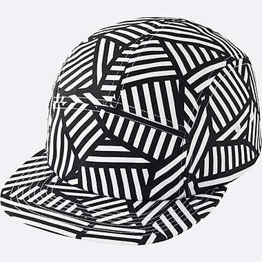 SPRZ NY SUPER GEOMETRIC CAP (SOL LEWITT), WHITE, medium