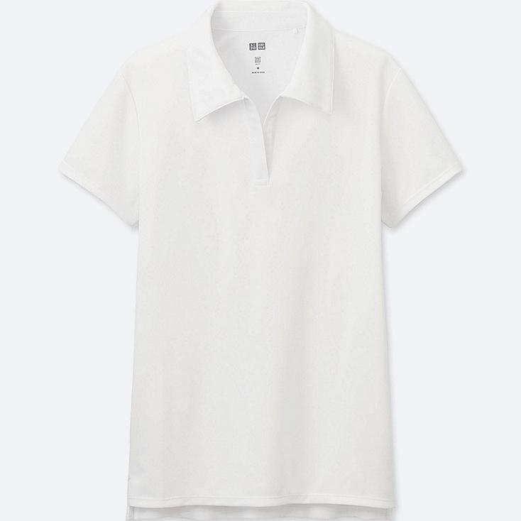 WOMEN Dry-EX Short Sleeve Polo Shirt