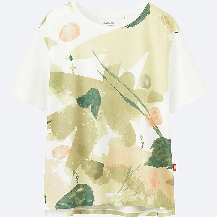 WOMEN UTGP (Nintendo) Short Sleeve Graphic T-Shirt