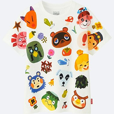 KIDS UTGP (Nintendo) Short Sleeve Graphic T-Shirt